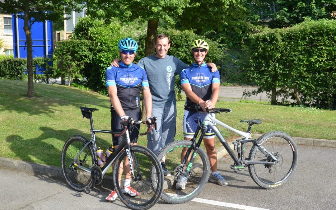 New Yorkshire Lads Cycling Club races ahead in Wetherby and Saltaire