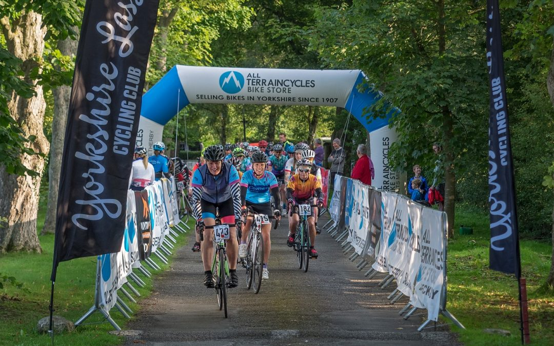 Double the number of Yorkshire Lasses join ladies-only charity cycling sportive