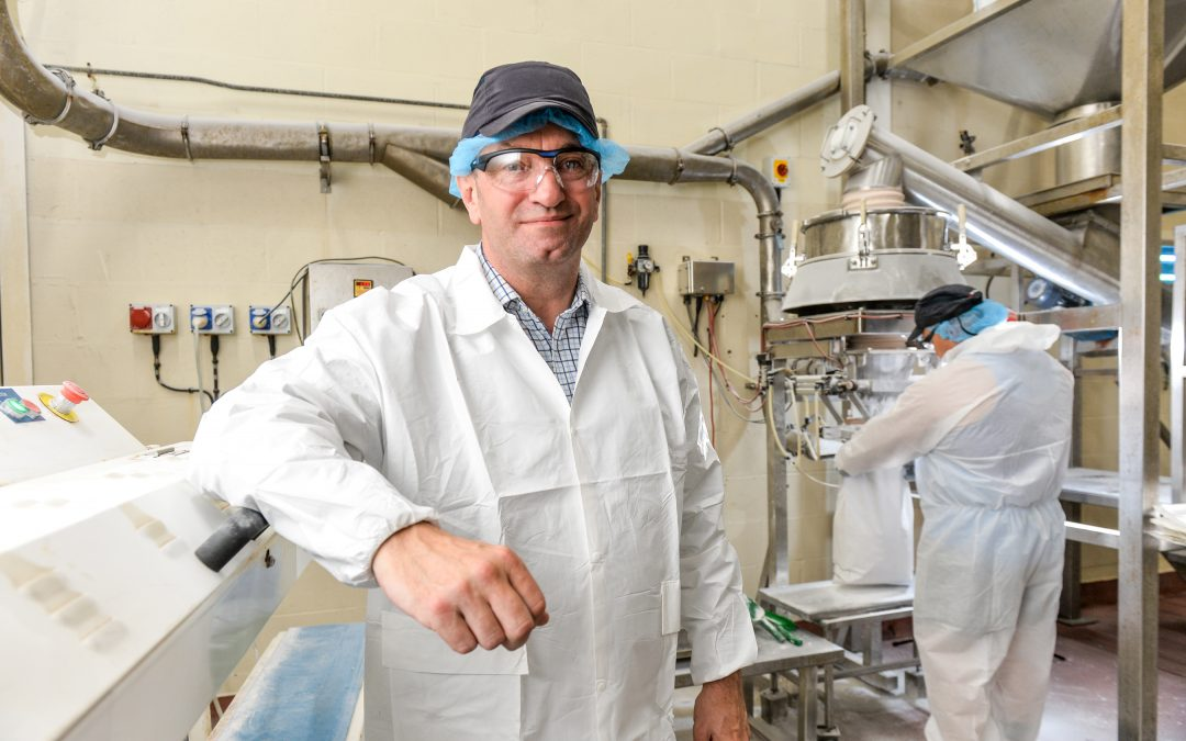 Thirsk chemical processing business appoints new site manager