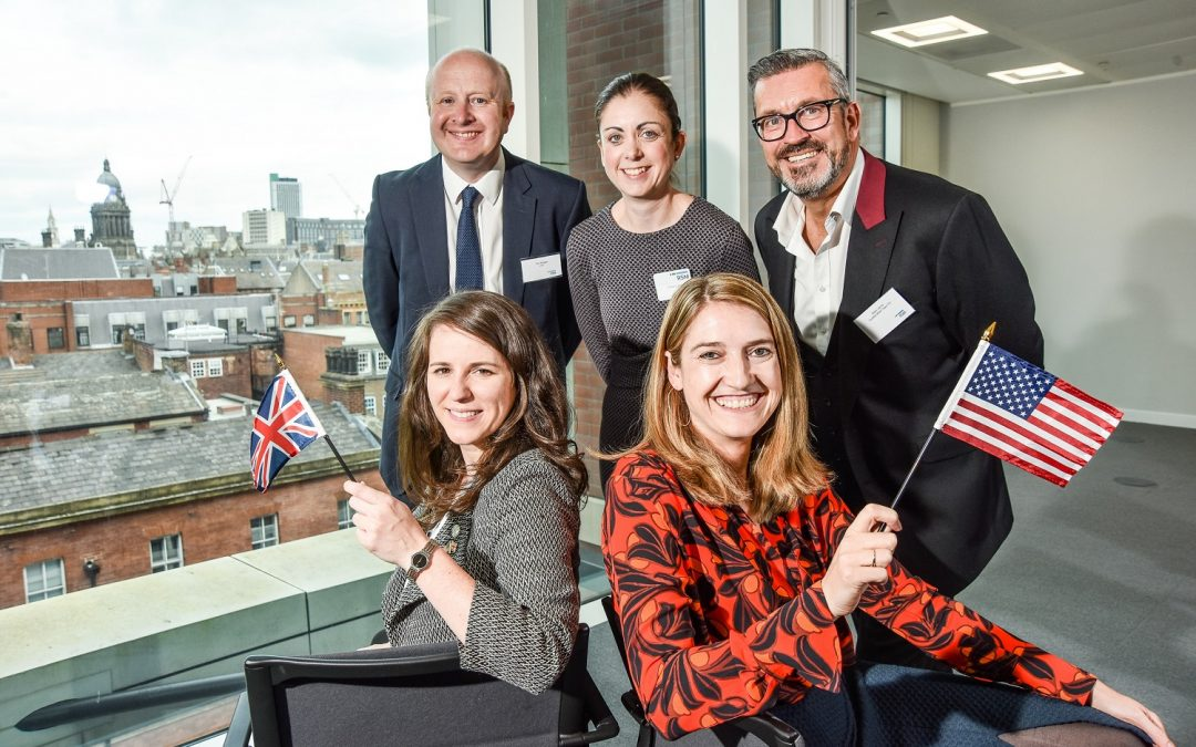 US Boston trade mission builds Yorkshire links with Leeds visit