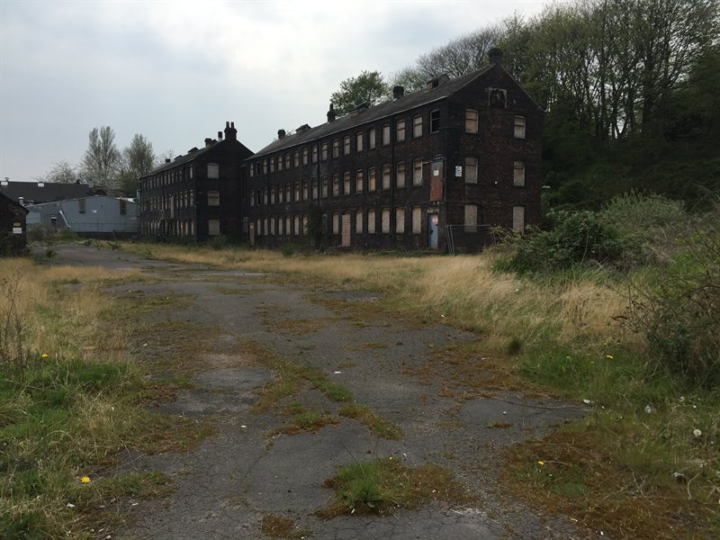 Stoke industrial heritage site goes up for auction