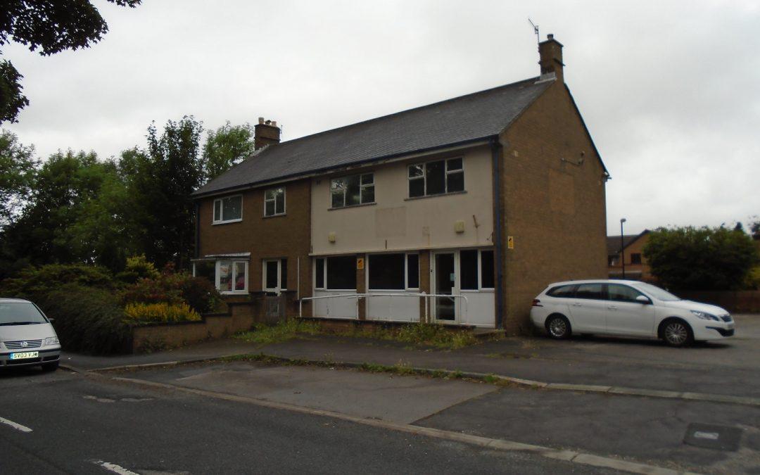 Former police station up for sale