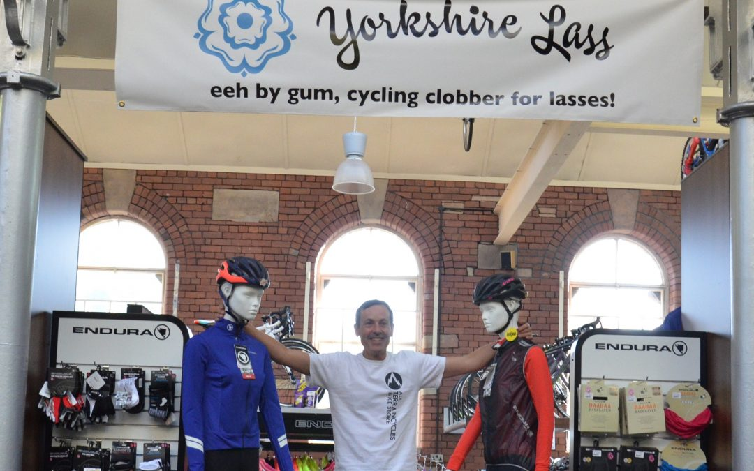 All Terrain Cycles launches 'Yorkshire Lass' cycle shop at Salt's Mill