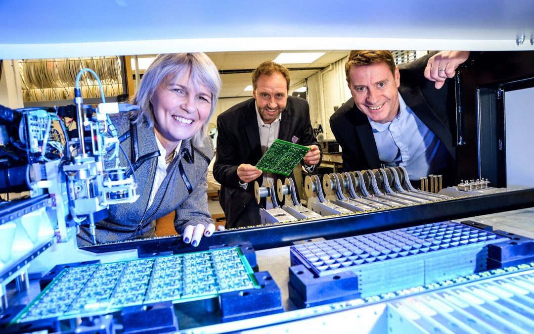 Leeds tech business gets boost from successful local exporter