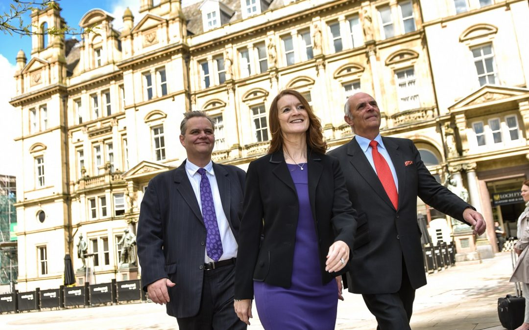 Leeds investment firm achieves key milestone with £100m of Funds Under Management
