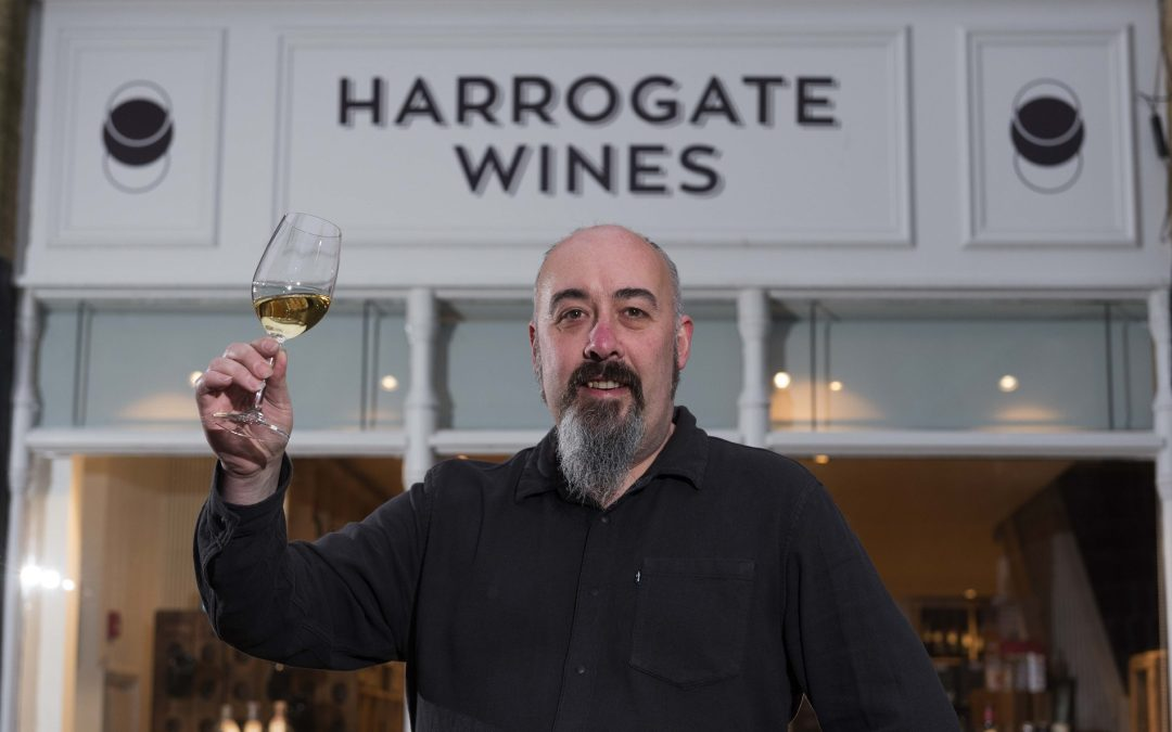Harrogate wine retailer invests to launch new tasting venue