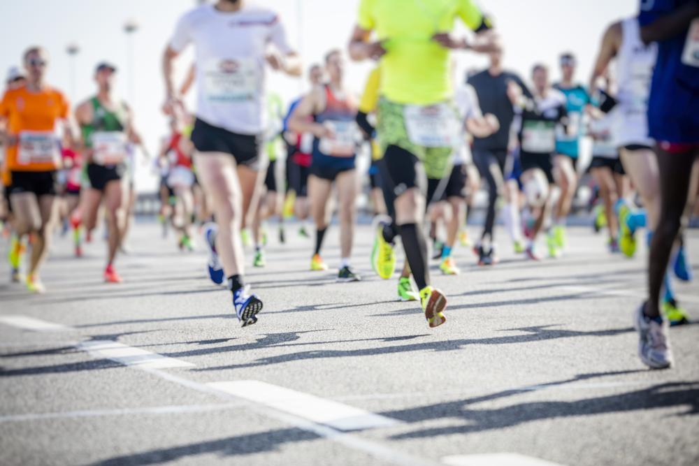 Training underway as Sheffield man prepares for London Marathon