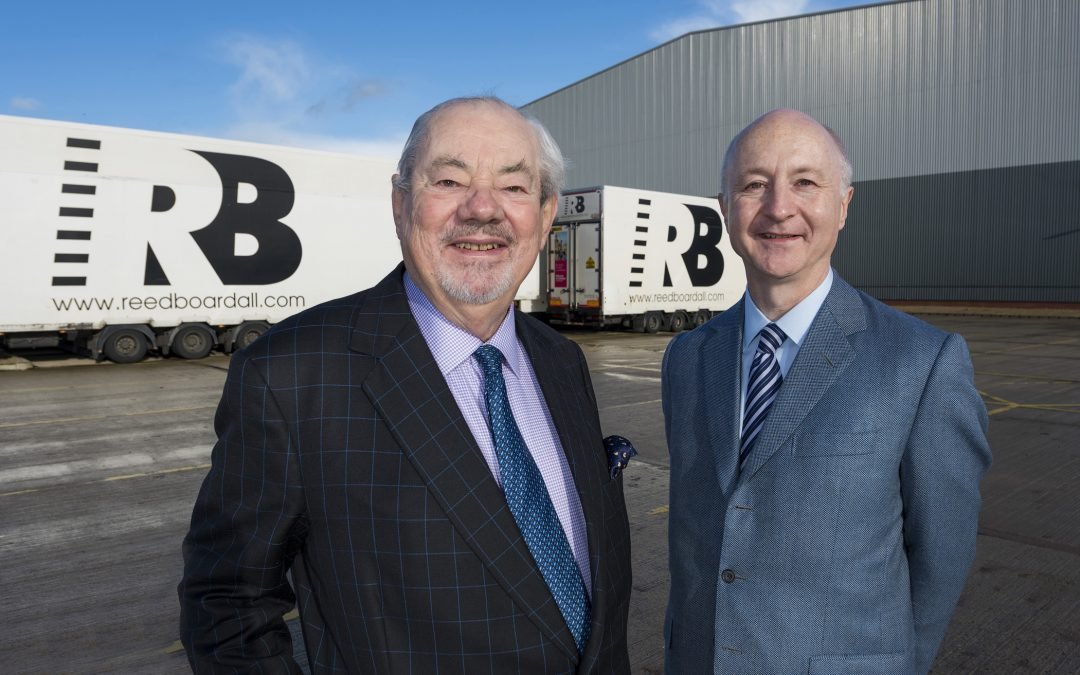 Reed Boardall celebrates silver anniversary of first cold store opening at Boroughbridge