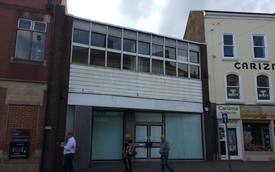 Oswestry former Co-op Bank to go under the hammer
