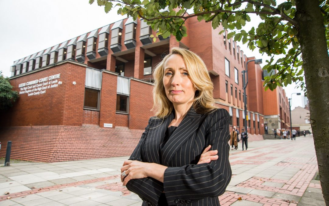 Distress in Yorkshire professional services sector sees slower growth