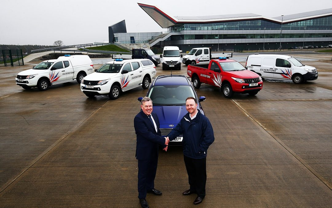 Silverstone Circuit chooses JCT600 for its on-site vehicle needs