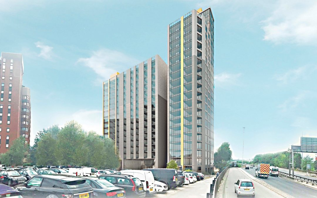 Co-living brand 'SoCity' launches with £30m Leeds landmark site