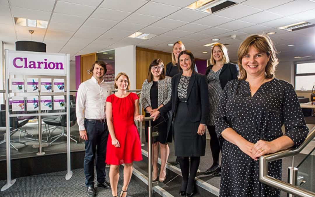 New partner promoted within Clarion's growing IP team