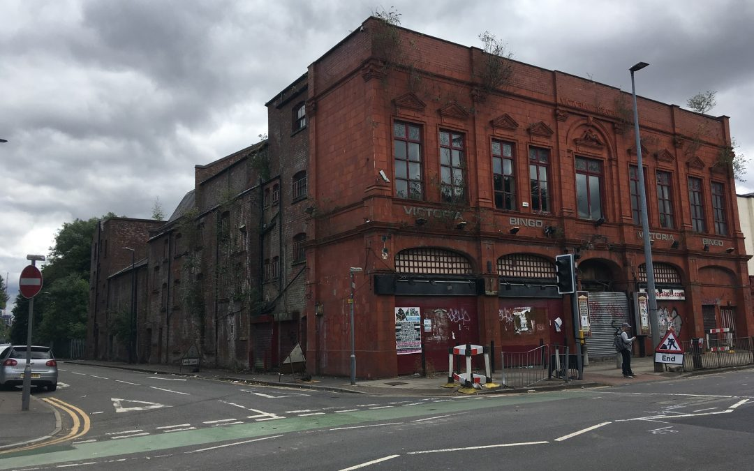 Historic Salford theatre and Blackpool synagogue among lots due to go under the hammer at next Pugh auction