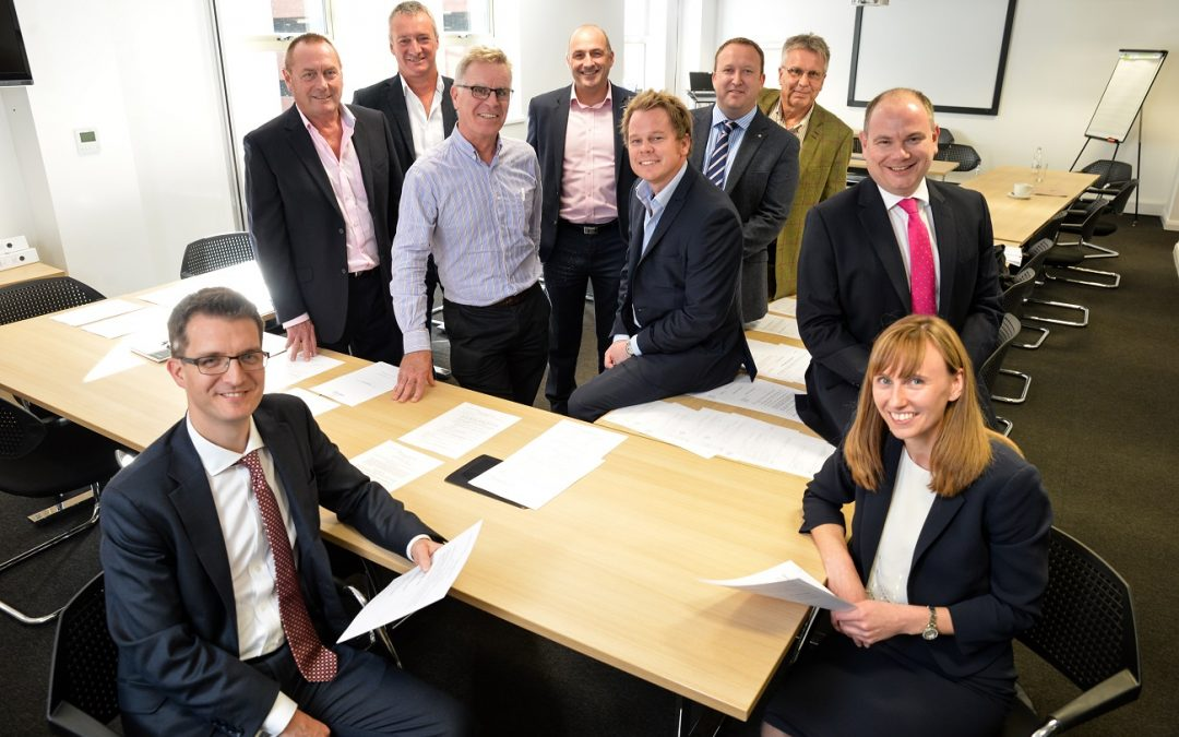 MBO for fast growing West Yorkshire waste business