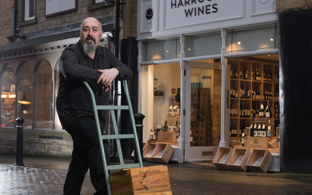 Harrogate wine specialist launches corporate tasting events for Christmas