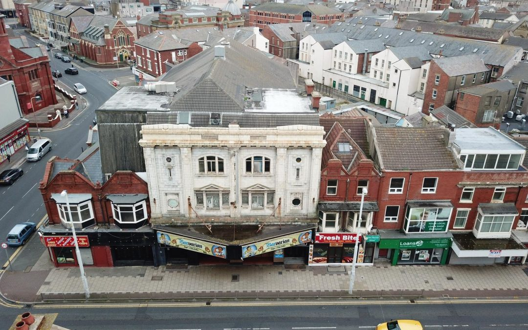 End of an era as Blackpool nightclub is put up for auction