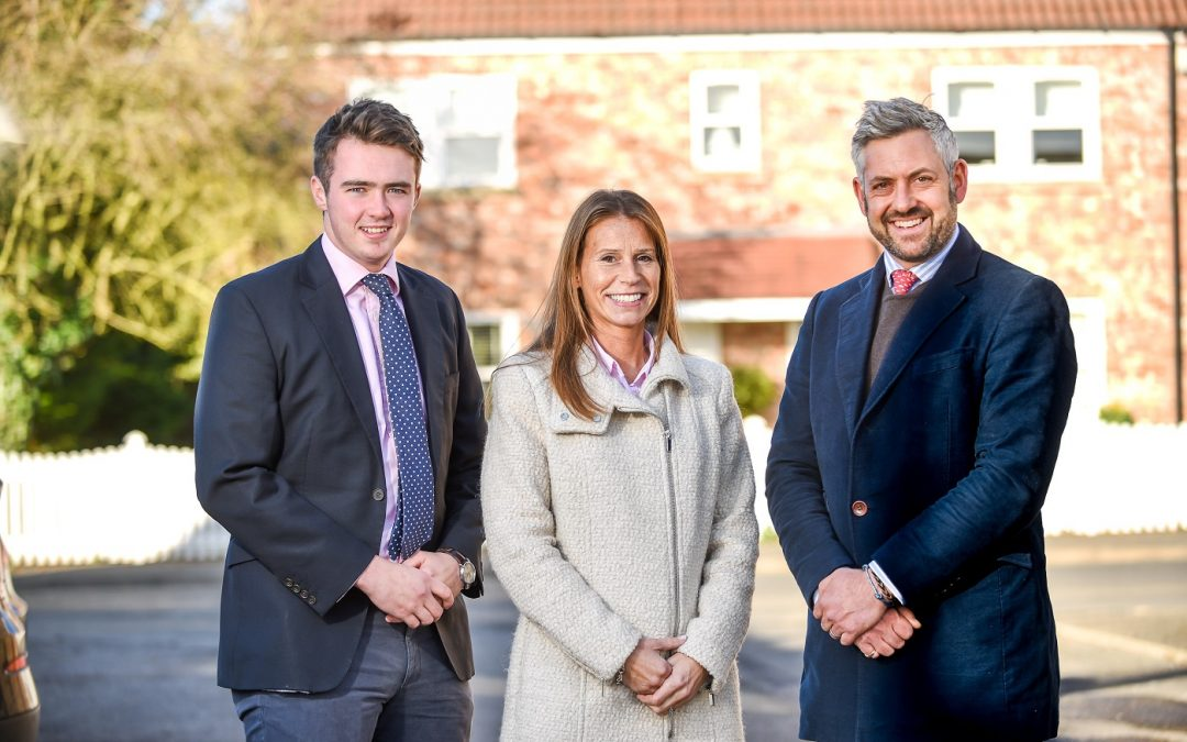 Agent reports £40m record sales as demand for Yorkshire luxury property soars