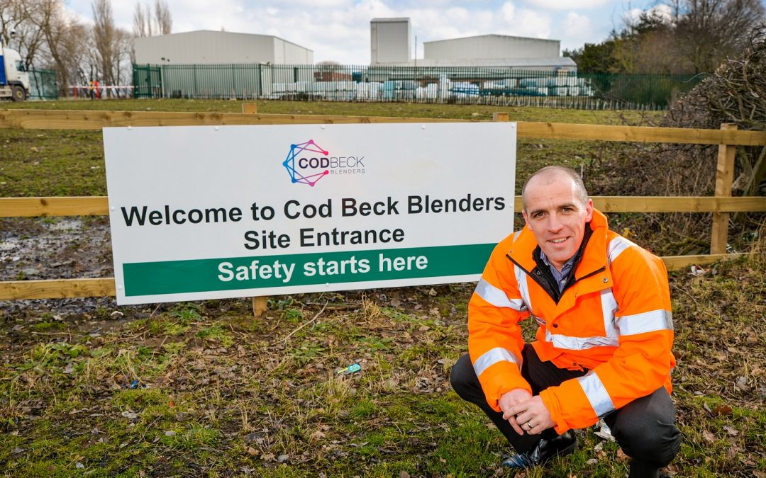 North Yorkshire chemical processing business celebrates 30th anniversary with new look