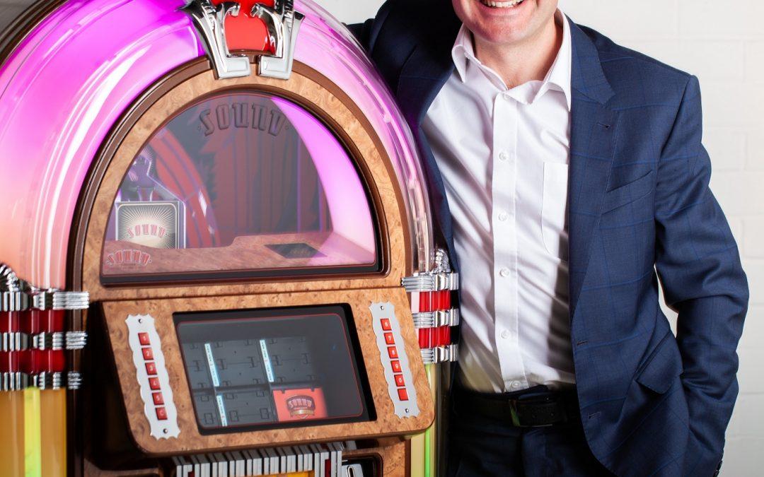 East meets West Yorkshire: jukebox manufacturer secures $100,000 first order