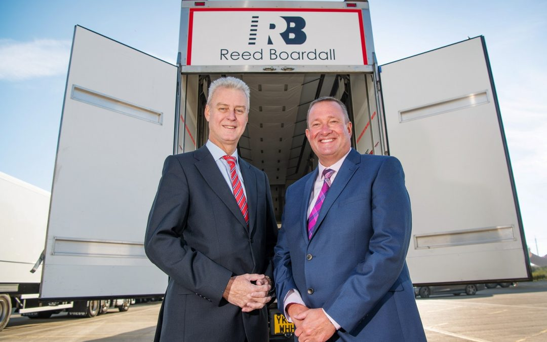 Reed Boardall invests in another 30 bespoke refrigerated semi-trailers