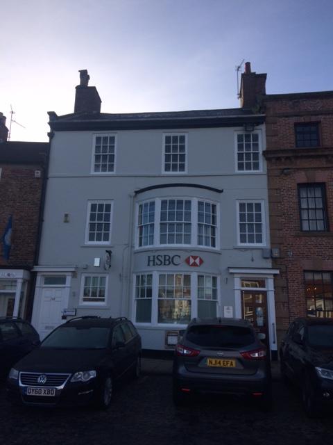 Stokesley's HSBC bank sold for £274,000