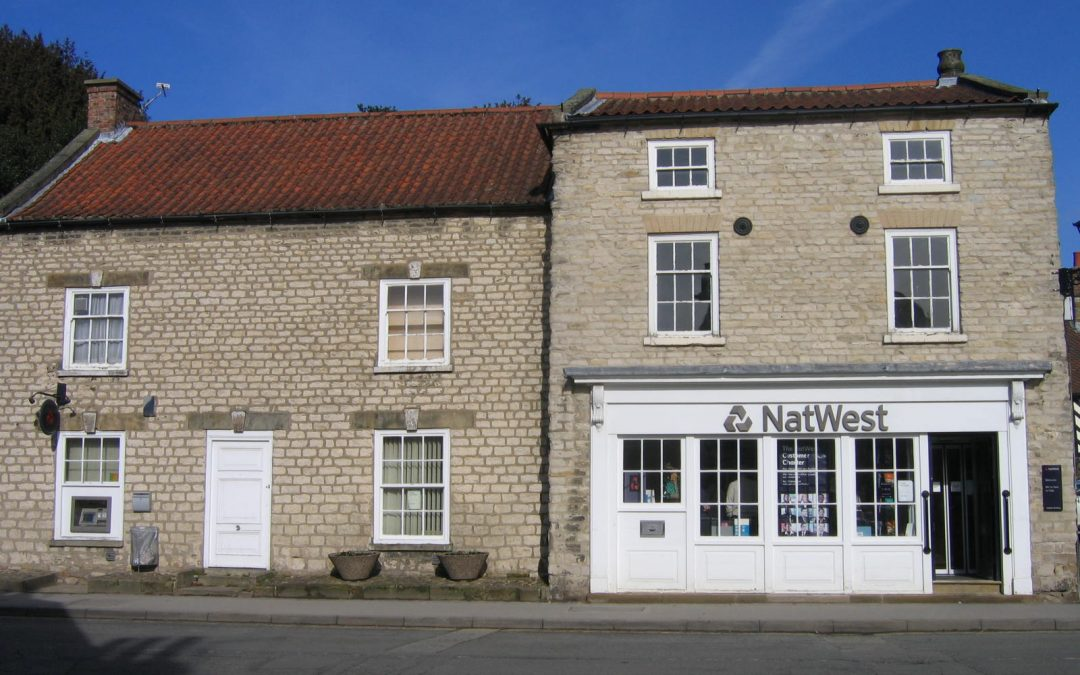 Yorkshire high street banks up for auction with Pugh