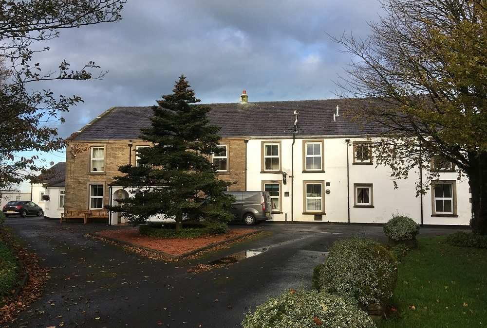 Blackburn care home to be put up for auction