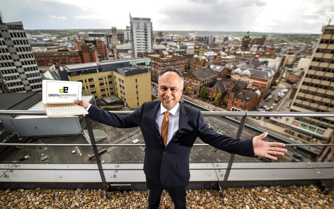 Digital transformation for Yorkshire SMEs as Huddersfield conference looks to the future