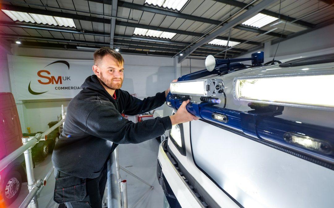Leeds auto engineering firm expands apprenticeship programme