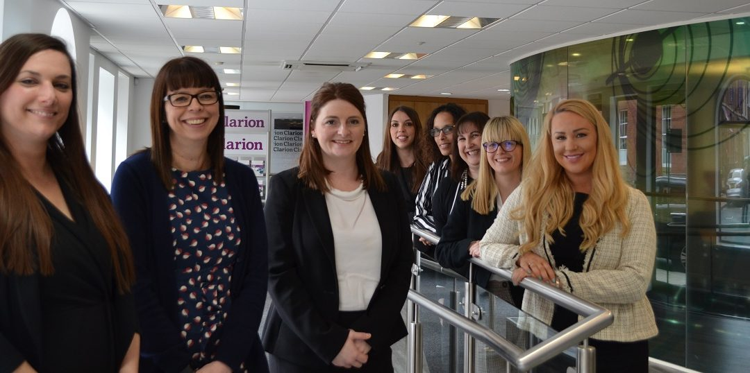 Clarion's family team expands with two new appointments