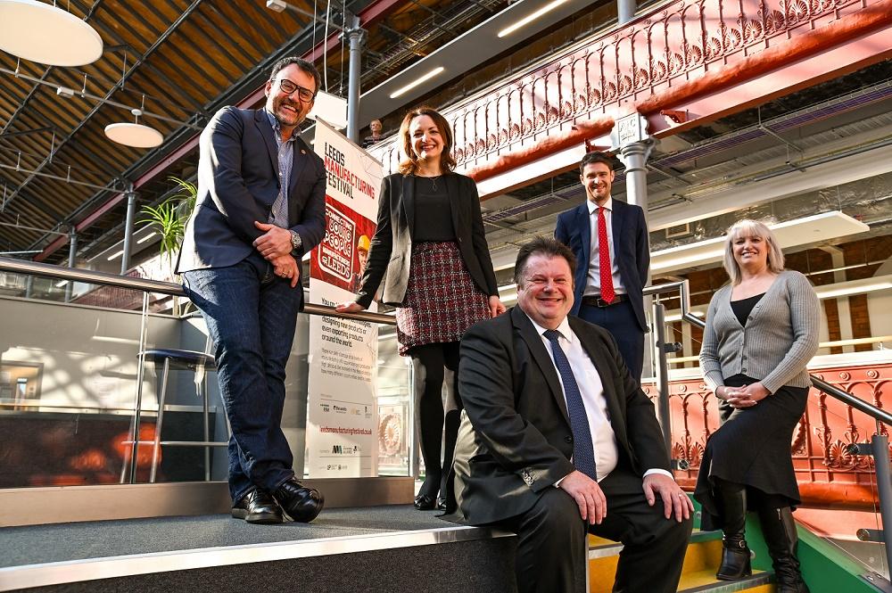 Sponsors sign up to back Leeds Manufacturing Festival