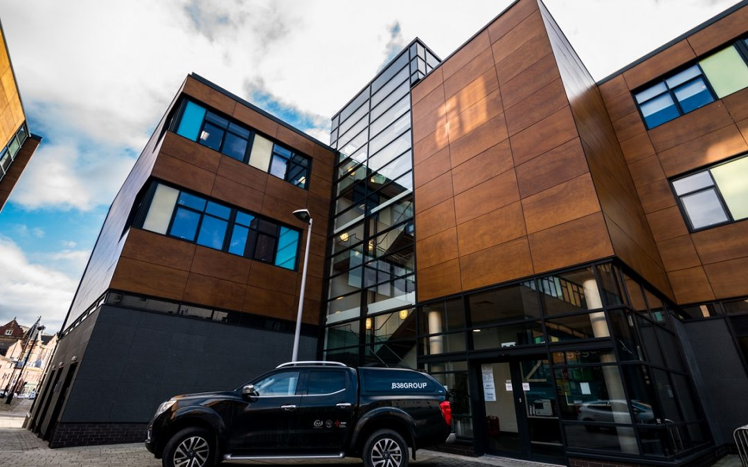 Fast-growing property services business invests £600,000 in new Wakefield headquarters