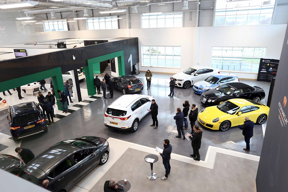 B38 Group wins total facilities management contract for Europe's most advanced vehicle auction centre