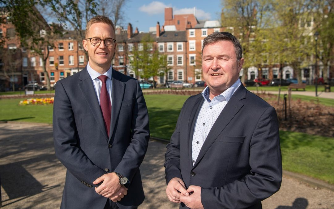 New managing partner to lead rapidly expanding Woodrow Mercer Finance