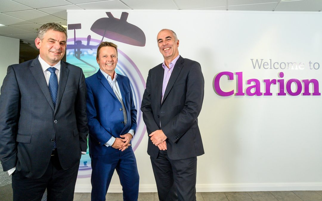 Record turnover as Clarion tops £17m