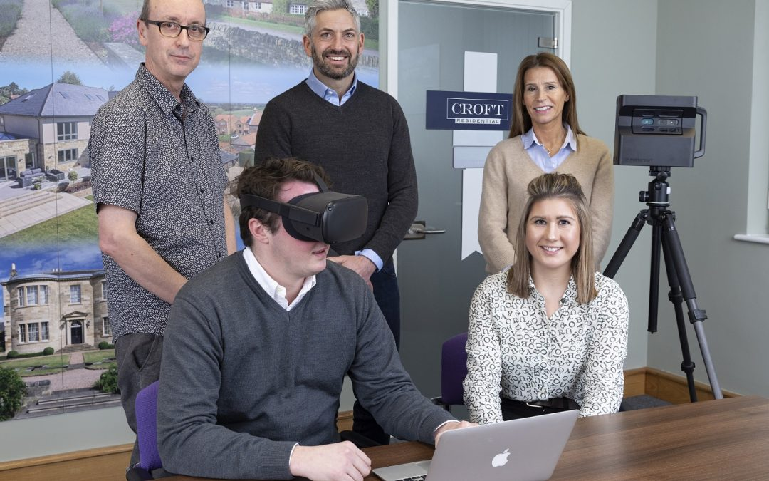 Yorkshire property agency invests in groundbreaking VR technology
