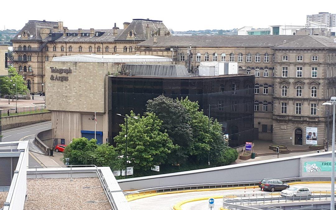 Eddisons completes sale of landmark Bradford Telegraph and Argus building
