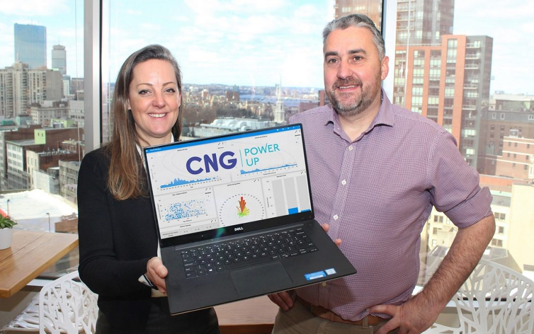 Panintelligence in real time data analytics partnership with energy supplier CNG