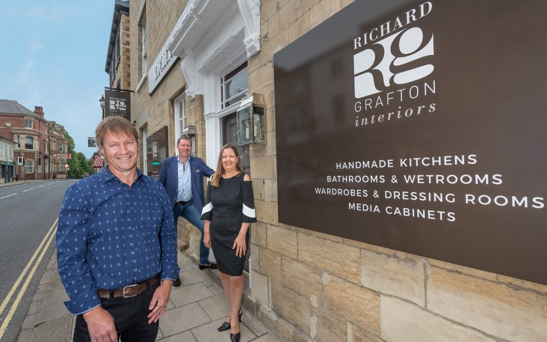 Wetherby team expands as new Richard Grafton Interiors showroom opens