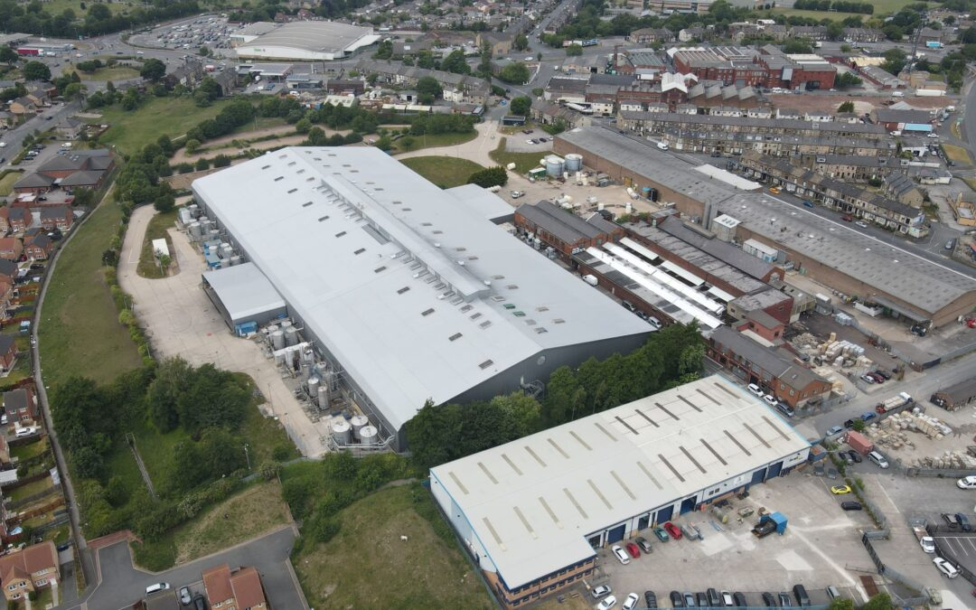 Bradford manufacturer Mansfield Pollard expands to 64,000 sq ft site