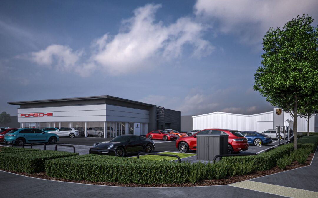 Work to start on new Porsche Centre York