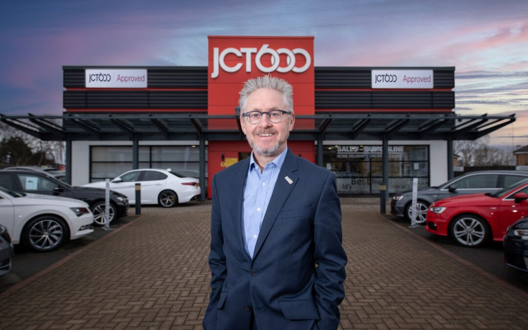 Family car retailer launches 'JCT600 Approved' brand