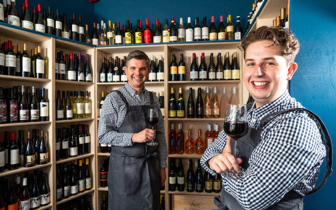 New Yorkshire food and drink brand launches with opening of fine wine shop in Knaresborough